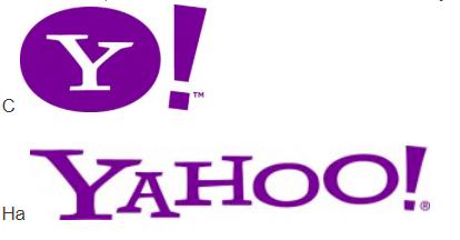 Изменение лого Yahoo
